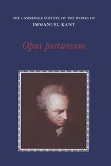 Opus Posthumum