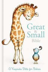 Holy Bible: Csb Great and Small Bible; a Keepsake Bible for Babies