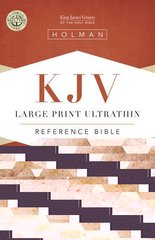 The Holy Bible: KJV Deluxe Gift, Black/Red Leathertouch