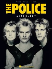 The Police Anthology: Piano, Vocal, Guitar