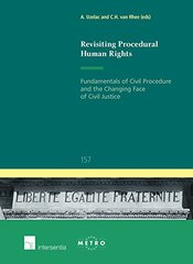 Revisiting Procedural Human Rights: Fundamentals of Civil Procedure and the Changing Face of Civil Justice