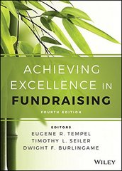 Achieving Excellence in Fundraising + Website