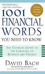 1001 Financial Words You Need to Know