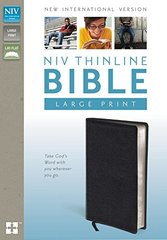 KJV Super Giant Print Reference Bible: King James Version, Black, Imitation Leather