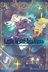 Little Witch Academia, Vol. 2 (manga)