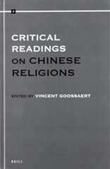 Critical Readings on Chinese Religions