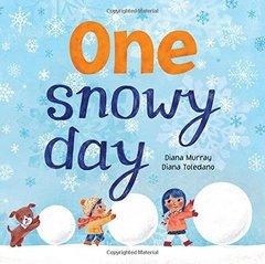 Snowy Day, The/Un Dia De Nieve