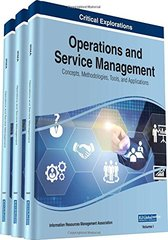 Operations and Service Management: Concepts, Methodologies, Tools, and Applications
