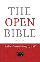 The Open Bible: King James Version