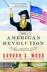 The American Revolution: A History