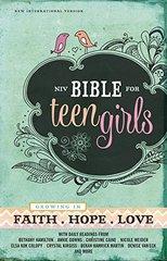 NIV Bible for Teen Girls: New International Version
