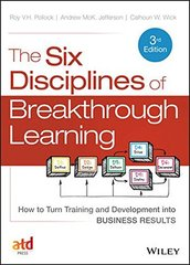 The Six Disciplines of Breakthrough Learning + Website: How to Turn Training and Development into Business Results