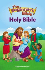 Holy Bible: King James Version, The Beginner's Bible, Reference Edition, Giant Print