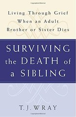Surviving the Death of a Sibling: Living Through Grief When an Adult Brother or Sister Dies