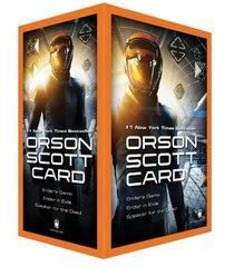 Ender's Game Set II: Ender's Game/ Ender in Exile/ Speak for the Dead by Card, Orson Scott