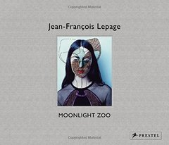 Jean-Francois Lepage: Moonlight Zoo by Bicker, Phil (FRW)/ Stopin, Raphaelle