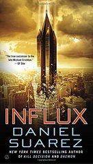 Influx by Suarez, Daniel