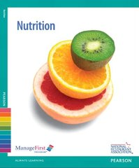 Nutrition by National Restaurant Association (COR)
