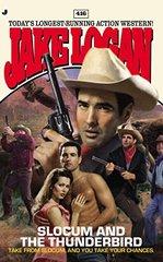 Slocum and the Thunderbird by Logan, Jake