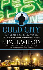 Cold City by Wilson, F. Paul