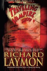 The Traveling Vampire Show by Laymon, Richard