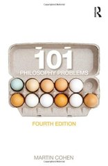 101 Philosophy Problems by Cohen, Martin