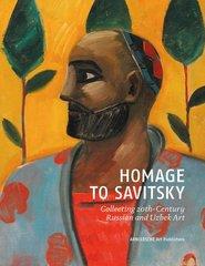Homage to Savitsky: Collecting 20th Century Russian and Uzbek Art