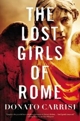 The Lost Girls of Rome by Carrisi, Donato/ Curtis, Howard (TRN)