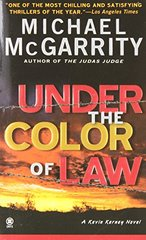 Under the Color of the Law by Mcgarrity, Michael