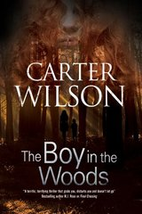 The Boy in the Woods by Wilson, Carter