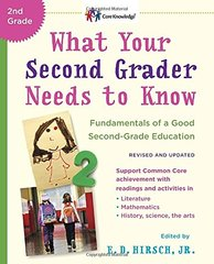 What Your Second Grader Needs to Know: Fundamentals of a Good Second-Grade Education by Hirsch, E. D.