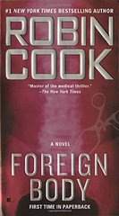 Foreign Body by Cook, Robin