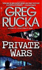 Private Wars by Rucka, Greg