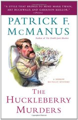 The Huckleberry Murders by McManus, Patrick F.