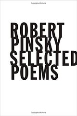 Robert Pinsky Selected Poems