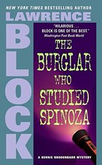 The Burglar Who Studied Spinoza by Block, Lawrence