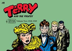 Terry and the Pirates 1948-1949 by Wunder, George