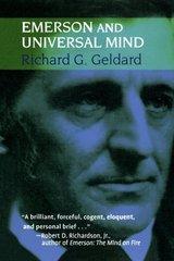 Emerson and Universal Mind by Geldard, Richard G.