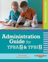 Administration Guide for TPBA 2 & TPBI 2