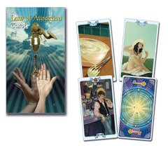 Law of Attraction Tarot: How to Achieve Your Desires by Roveda, Marina/ Gabrielli, Simone