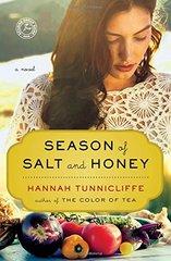 Season of Salt and Honey by Tunnicliffe, Hannah