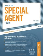 Master the Special Agent Exam by Peterson's