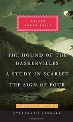 A Study in Scarlet / The Sign of Four / The Hound of the Baskervilles by Doyle, Arthur Conan, Sir/ Lycett, Andrew (INT)