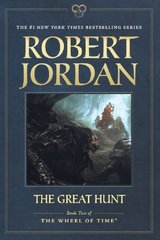 The Great Hunt by Jordan, Robert