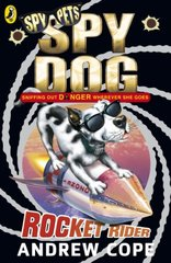 Spy Dog Rocket Rider