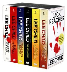 Jack Reacher Boxed Set by Child, Lee