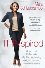 THINspired: How I Lost 90 Pounds: My Plan for Lasting Weight Loss and Self-Acceptance by Schiavocampo, Mara