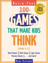 Brain Food: Games That Make Kids Think