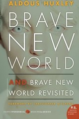 Brave New World And Brave New World Revisited by Huxley, Aldous/ Hitchens, Christopher