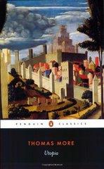 Utopia by More, Thomas, Sir, Saint/ Turner, Paul (TRN)/ Turner, Paul